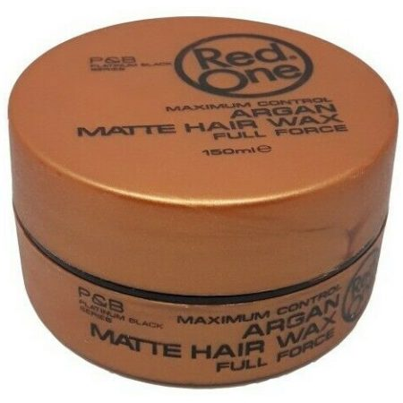 Red One Argan Matte Hair Wax 150ml