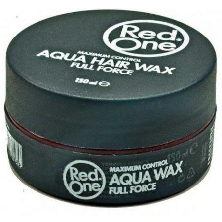 Red One Quicksilver Aqua Hair Wax 150ml