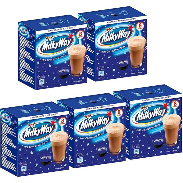 Milky Way Dolce Gusto Capsule 40stk - Voordeelverpakking
