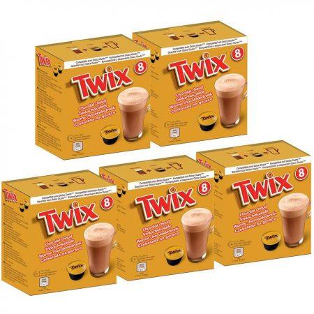 Twix Dolce Gusto Capsule 40stk - Voordeelverpakking