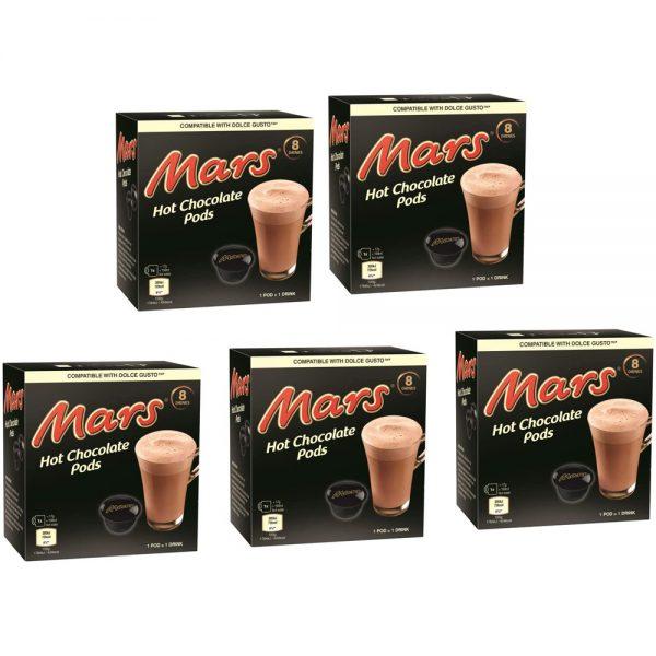 Mars Dolce Gusto Capsule 40stk - Voordeelverpakking