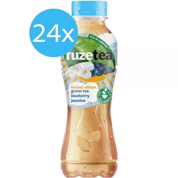 Fuze Tea Green Tea Blueberry Jasmine 24 x 400ml