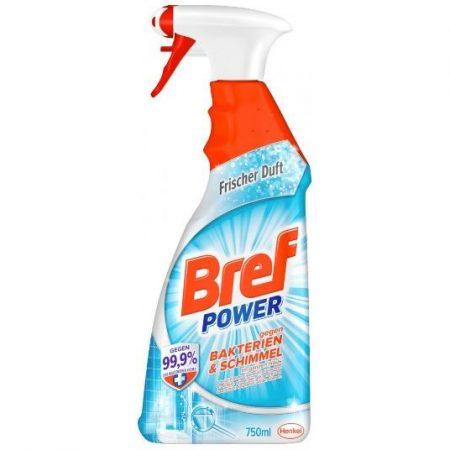 Bref Power Spray Bacteriën & Schimmel 750ml