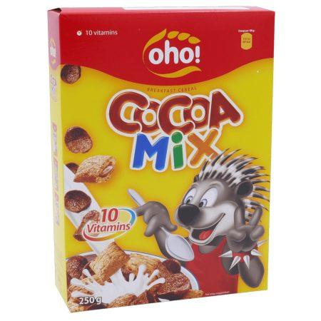 Oho! Cornflakes Cocoa Mix 250g