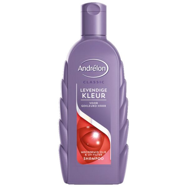 "Andrélon Shampoo ""Levendige Kleur"" 300ml"