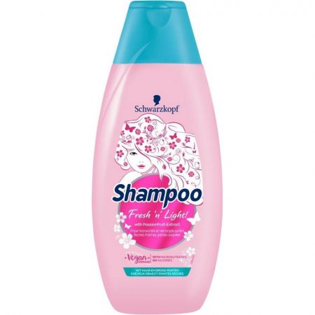 "Schwarzkopf Shampoo ""Fresh 'N' Light"" 400ml"