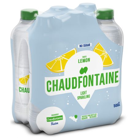 Chaudfontaine Lemon 6 x 500ml