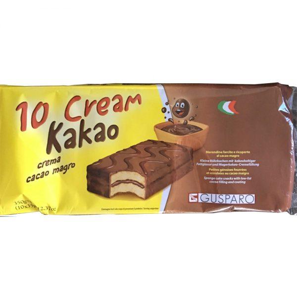 Gusparo Cake Met Cacaovulling 10 x 35g