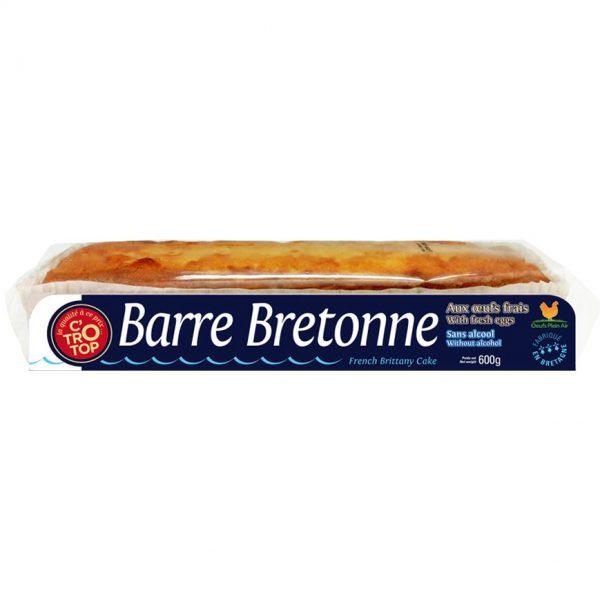 Barre Bretonne 600g