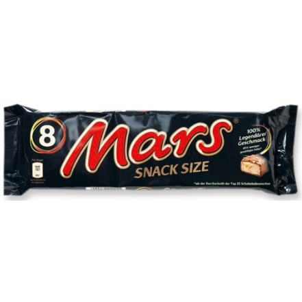 Mars 8 x 35g