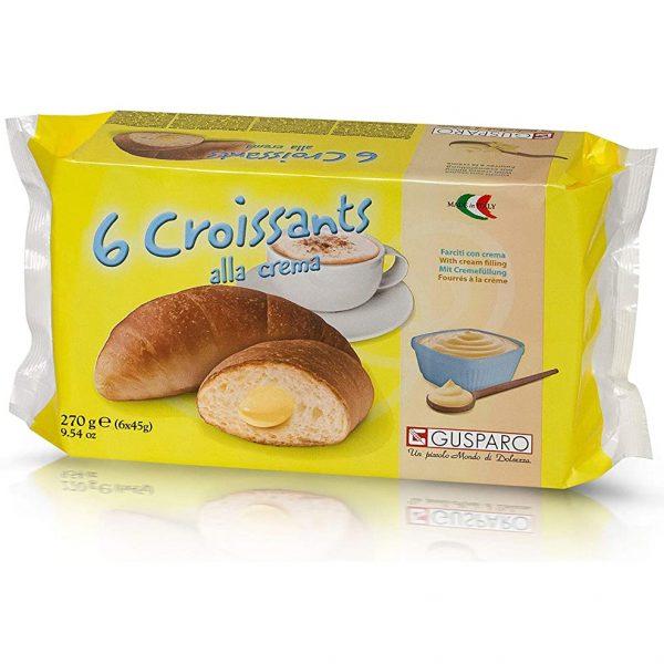Croissant Cremevulling - Apart verpakt 6 x 45gr