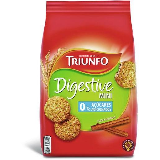 Triunfo Digestive Kaneelkoekjes Suikervrij 250g