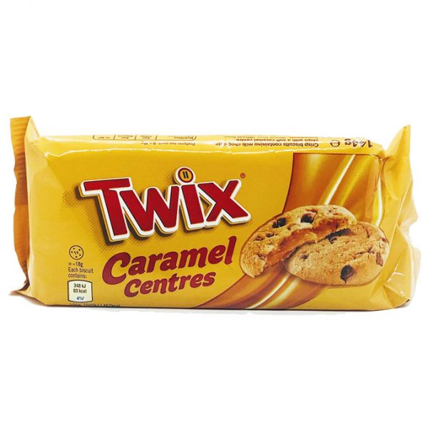 Twix Caramel Cookies 144gr