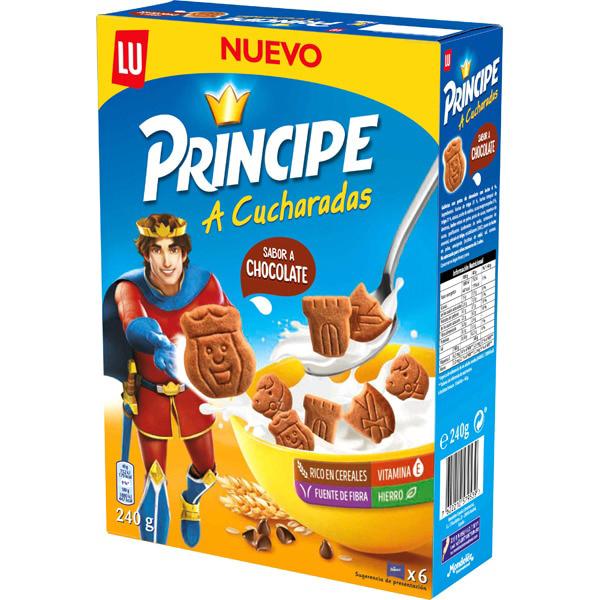 Lu Principe Ontbijtkoekjes - Apart verpakt - 240gr/6st