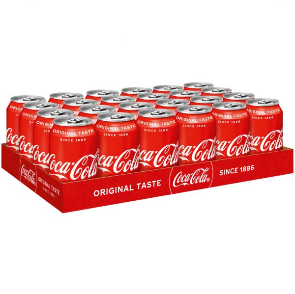 Cola Original 24 BE