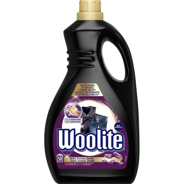 Woolite Vloeibaar Wasmiddel Zwart, Donker & Demin 50wasb/3L