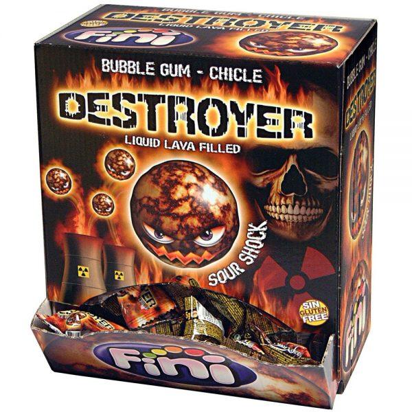 Fini Kauwgom Destroyer Boom - 200 stuks