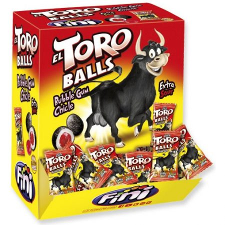 Fini Kauwgom Toro Balls - 200 stuks