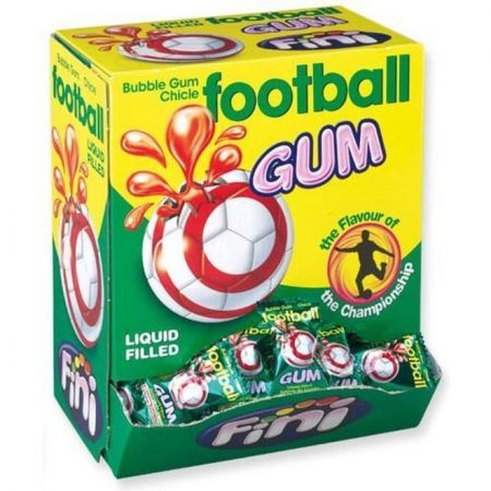 Fini Kauwgom Foot Balls - 200 stuks