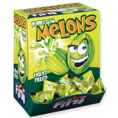 Fini Kauwgom Meloen - 200 stuks