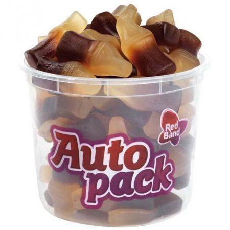 Autopack Colaflesjes 200g