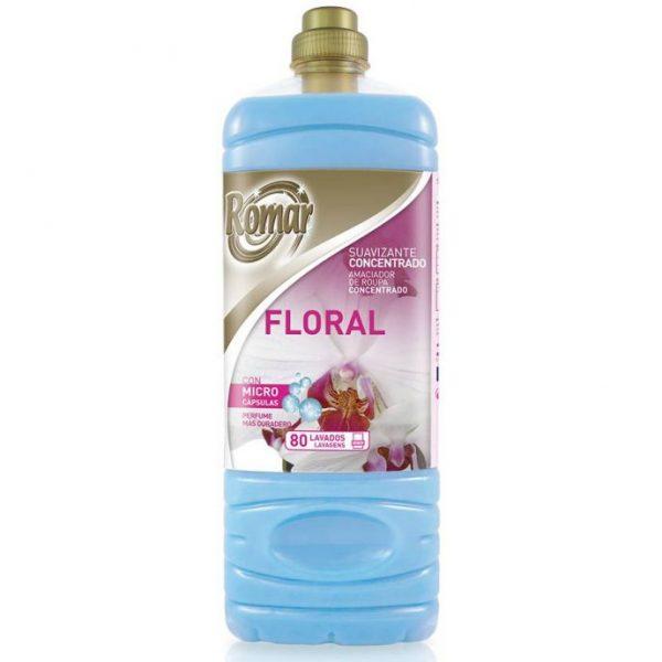 Romar Wasverzachter - Floral - 80wasb./2L
