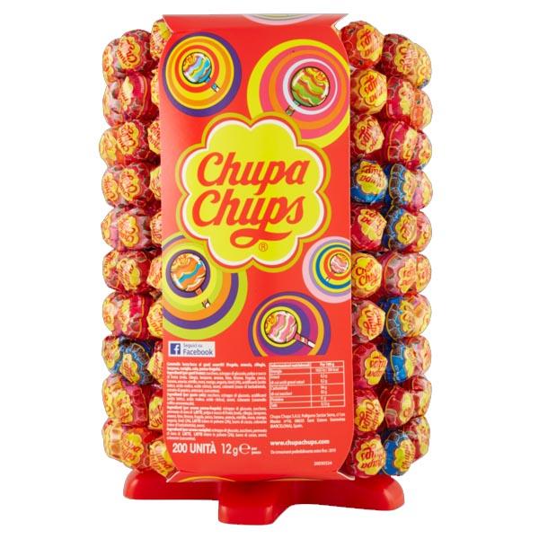 Chupa Chups The Best Of Wheel 200st