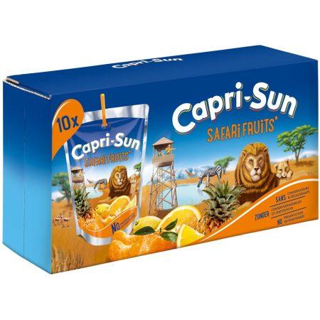 Capri Sun Safarifruits 10x200ml