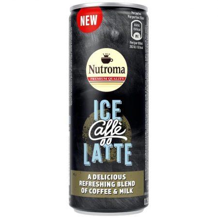 Nutroma Ice Caffè Latte 250ml