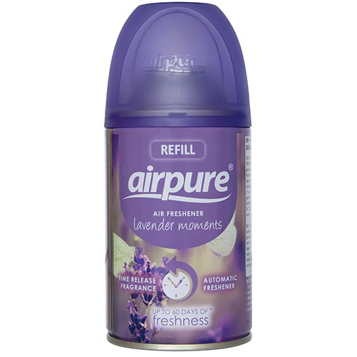 "Airpure Air-O-Matic Navulling ""Lavender Moments"" 250ml"