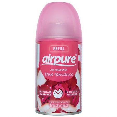 """Airpure Air-O-Matic Navulling """"True Romance"""" 250ml"""