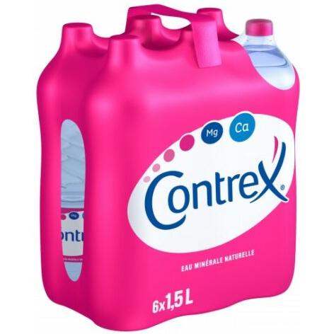 Contrex Water 6 x 1,5L