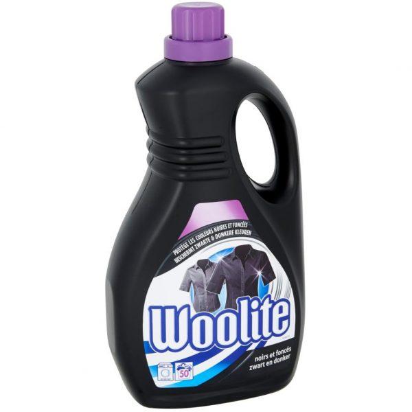 Woolite Vloeibaar Wasmiddel Zwart & Donker 50wasb/3L