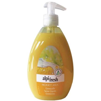 Alpi Fresh Handzeep Honingmelk 500ml