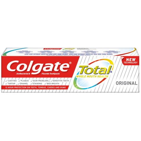 Colgate Tandpasta Total Original 75ml