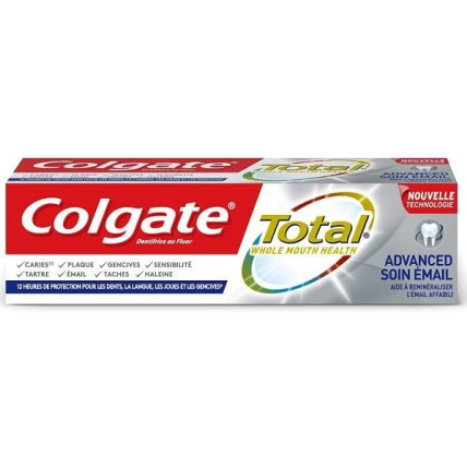 Colgate Tandpasta Total Advanced Glazuurverzorging 75ml