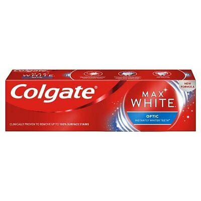 Colgate Tandpasta Max White Optic 75ml