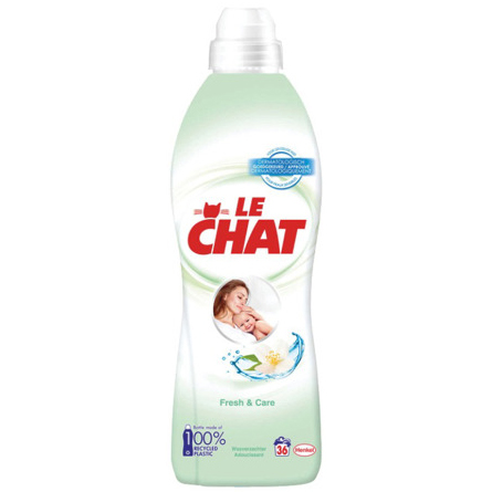 """Le Chat Wasvefzachter """"Fresh & Care"""" 900ml/36wasb"""