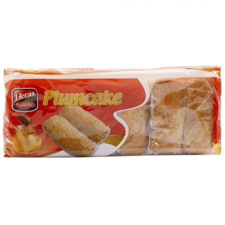 Heras Plumcake - Apart verpakt 6 x 2 - 300g