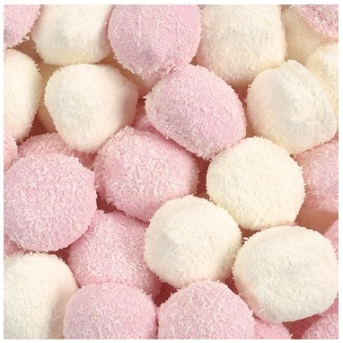 Haribo Chamallows Cocoballs 1kg