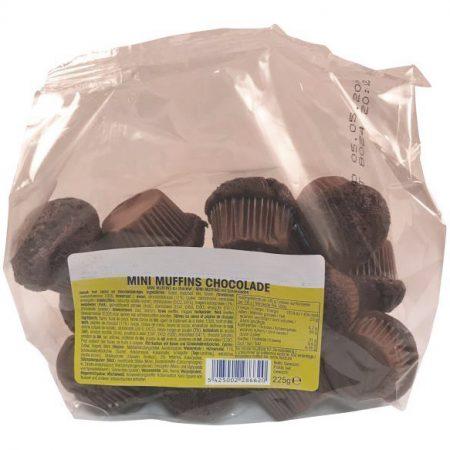 Mini Chocolade Muffins 225g