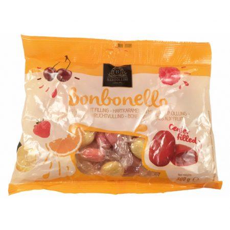 Bonbonbello Snoepjes Met Vruchtvulling 300g