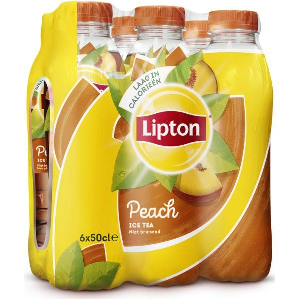 Lipton Ice Tea Peach 6 x 50cl