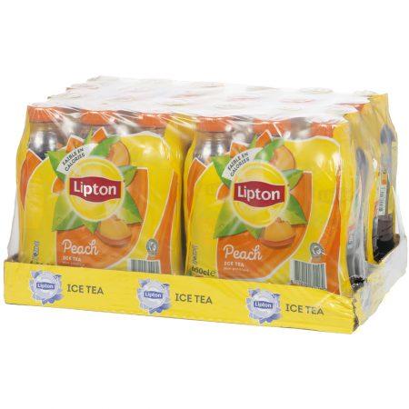 Lipton Ice Tea Peach 24 x 50cl - Voordeelverpakking
