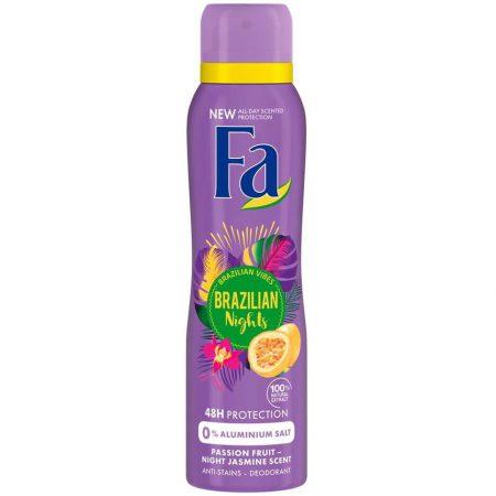 "Fa Deodorant ""Brazilian Nights"" 150ml"