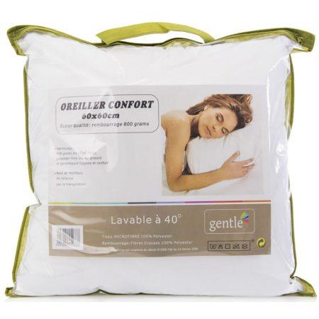"""Hoofdkussen """"Confort"""" 60 x 60cm"""