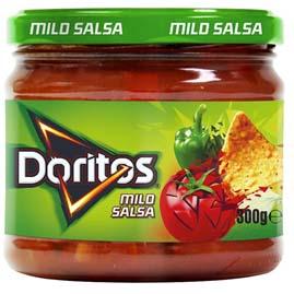 Doritos Dipsaus - Mild Salsa 300g