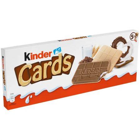 Kinder Cards - Apart Verpakt 128g