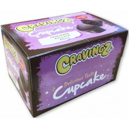 Jouy & Co Cravingz Cupcakes Chocoladevulling - Apart verpakt 5x45g