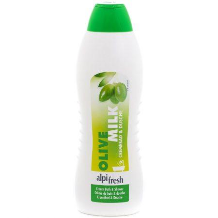 Alpi Fresh Bad & Douchecrème Olive Milk 1000ml